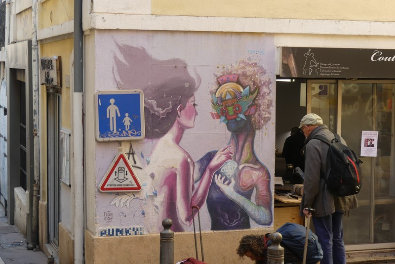 Grafitti Marseille