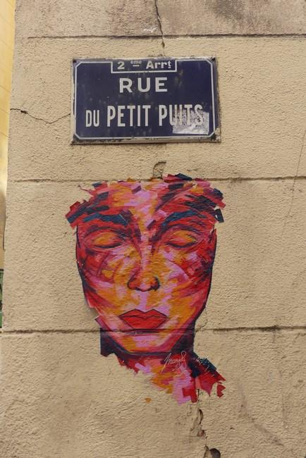 Grafitti Le Panier Marseille