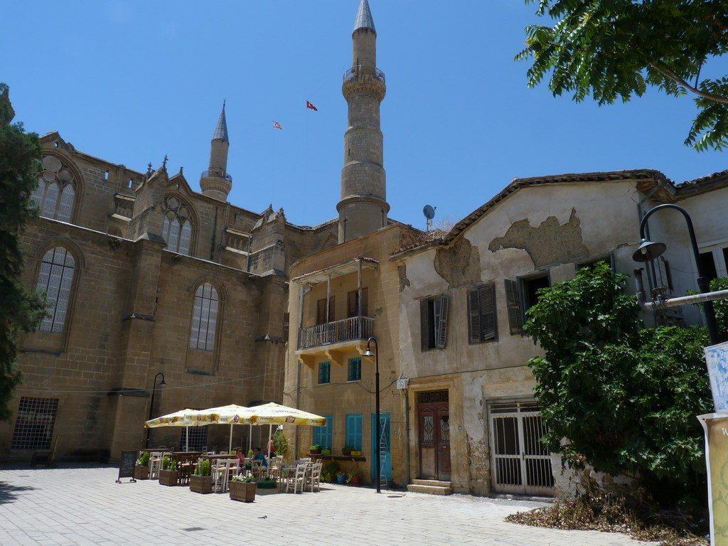 Moschee Nicosia