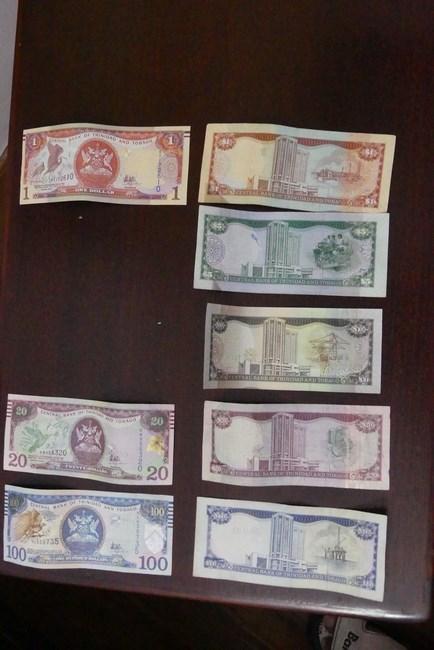 Trinidad Tobago Dollar