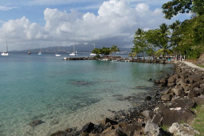 Plaja Martinique