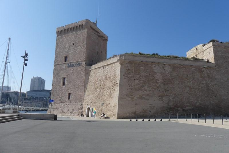 Fort St. Jean Marseille