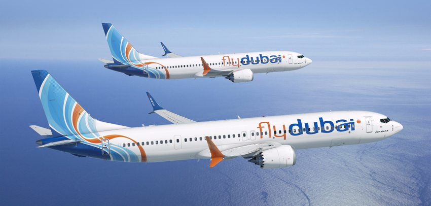 Fly Dubai B MAX