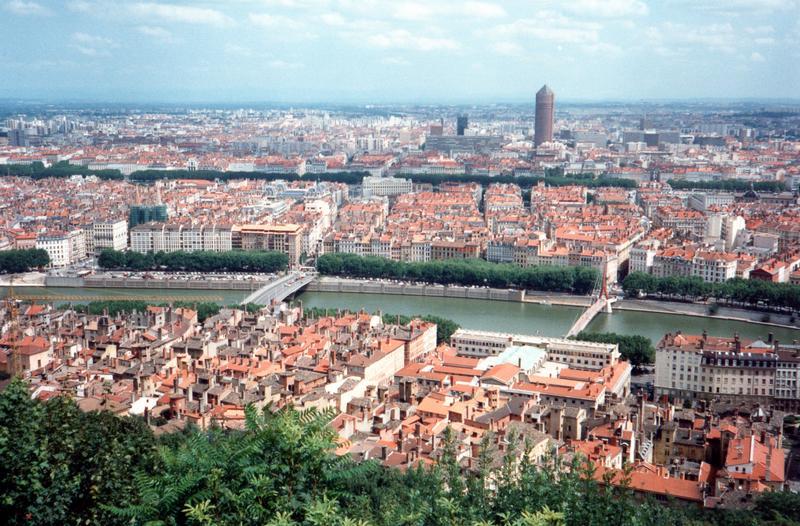 Panorama Lyon