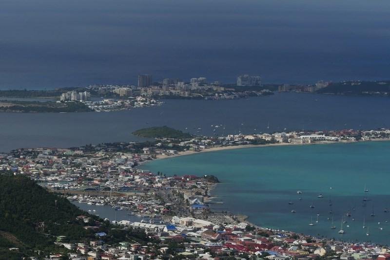 . Panorama St. Maarten