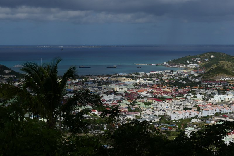 St Maarten zona franceza