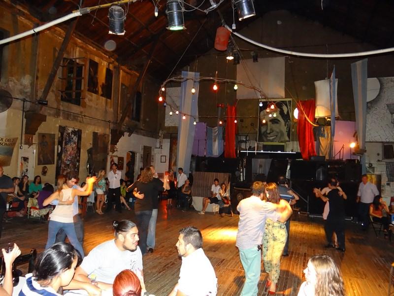 Sala tango