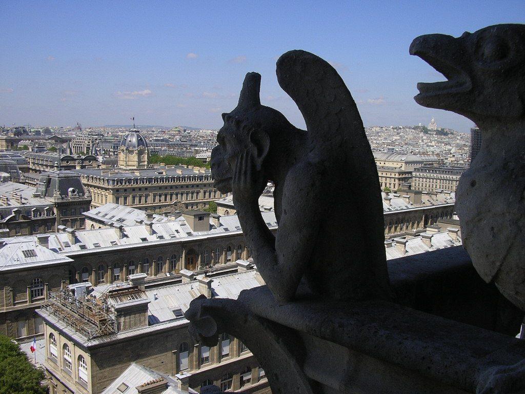 Gargui Notre Dame