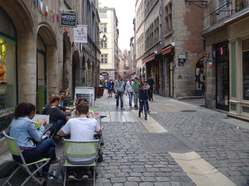 Vechiul oras Lyon