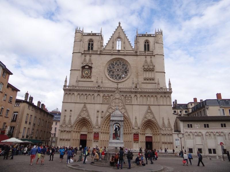 Biserica St. Jean Baptiste Lyon
