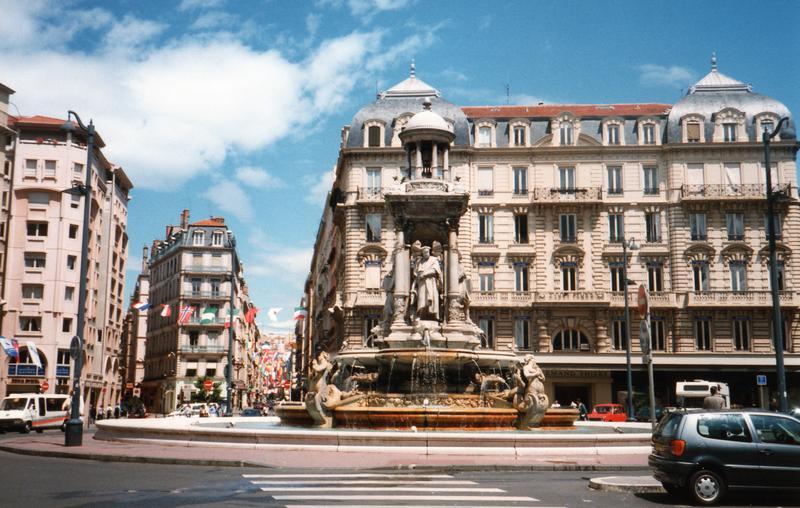 Lyon ca Paris