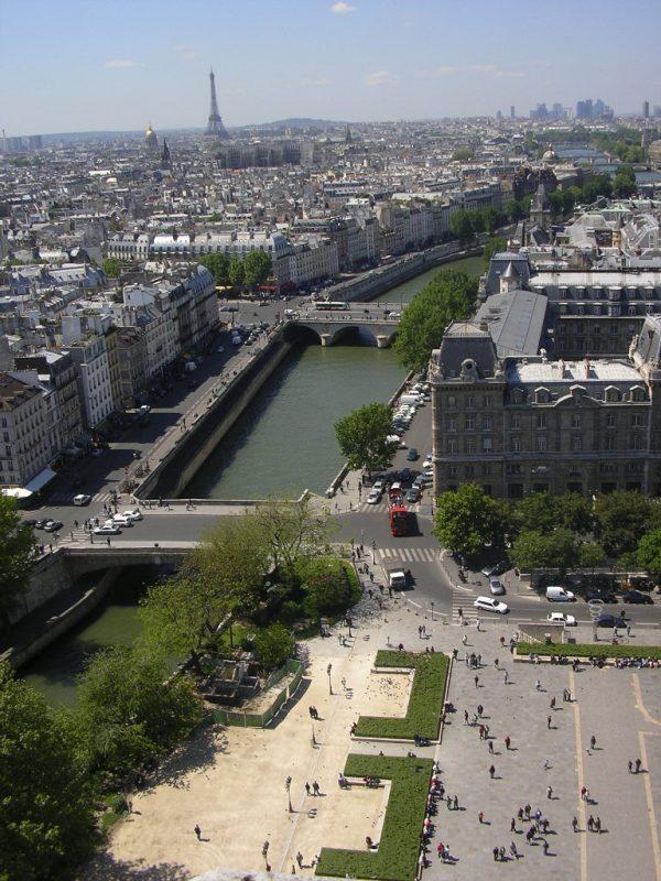 Sena din Notre Dame