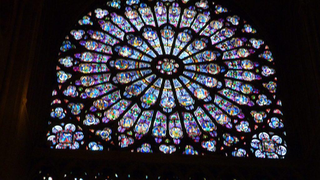 Rozeta Notre Dame