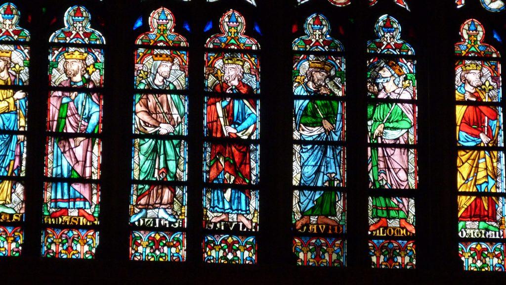 Vitralii Notre Dame