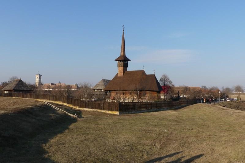 Biserica de lemn Alba Iulia