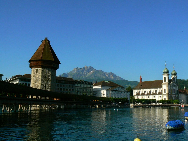 Wasserturm Luzern