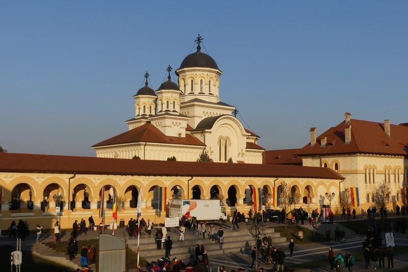 Catedrala Incoronarii Alba Iulia