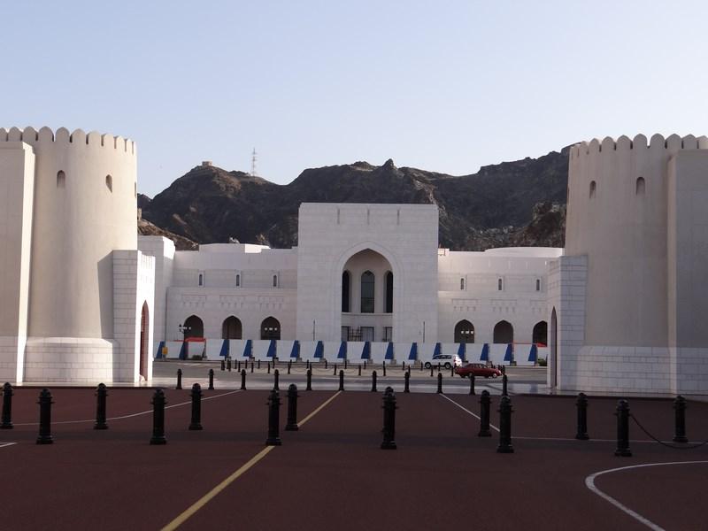 Palat Sultan Oman