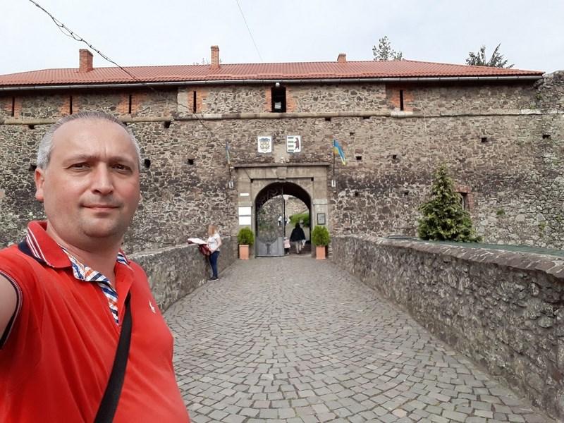 Cetatea Ujhorod