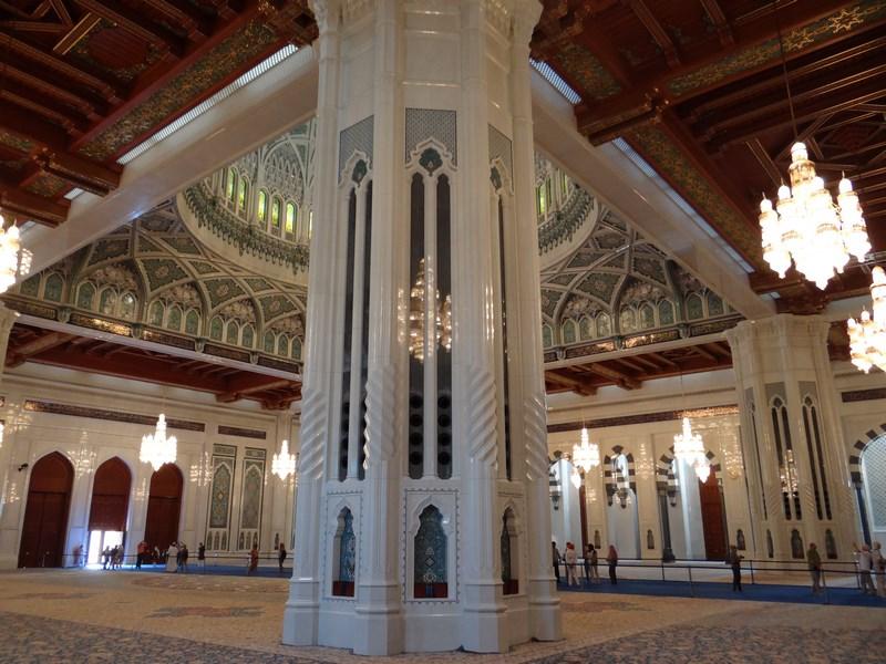 Moschee Muscat