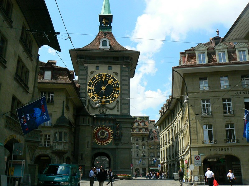 Turnul cu ceas Berna
