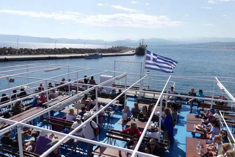 Pe vasul Gramvousa