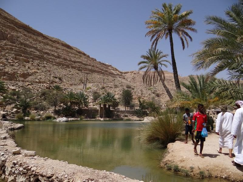 Wadi Bani Khaled