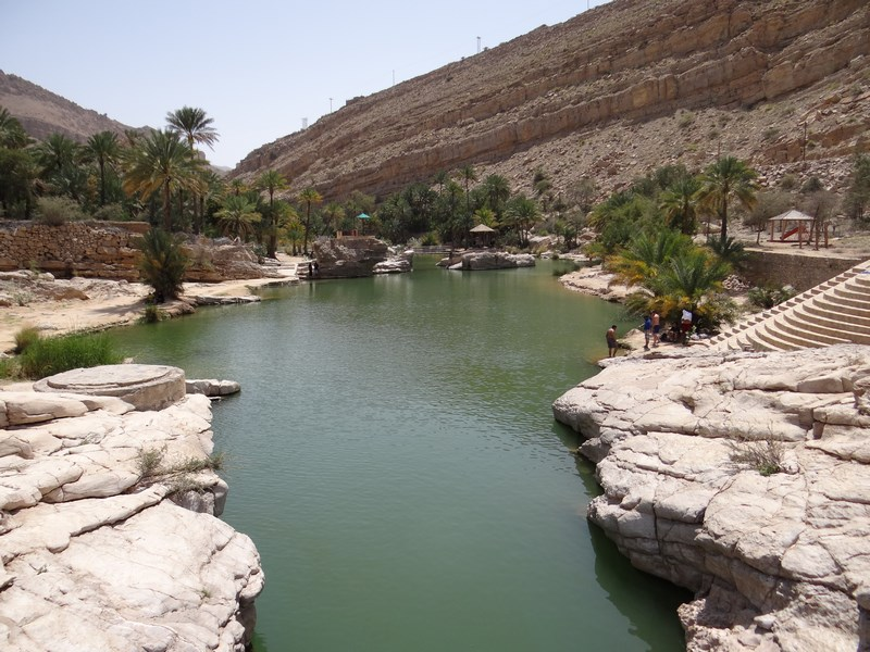 Wadi Bani Khaled Oman