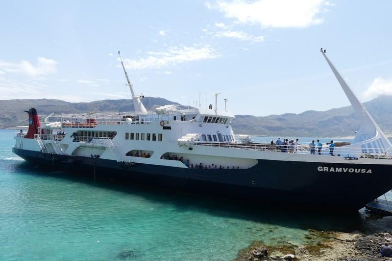 Portul Gramvousa