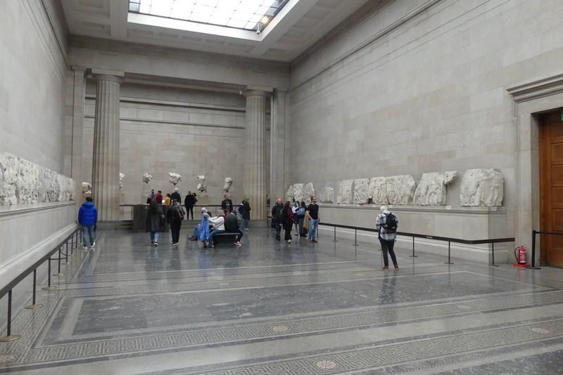 Sala frize Partenon
