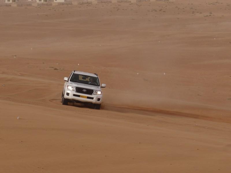 Desert Safari Oman