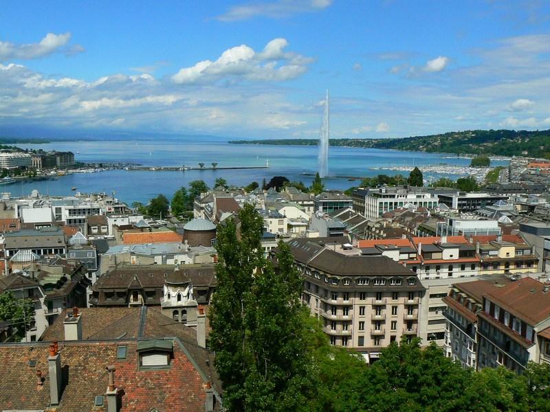 Panorama Geneva