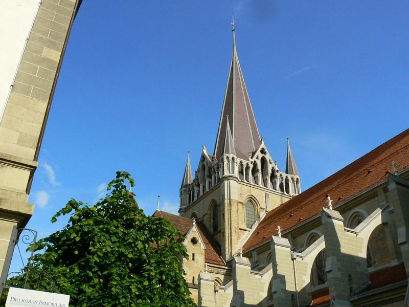 Catedrala Lausanne