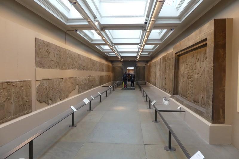 Sala asiriana