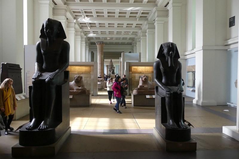 Egipt British Museum