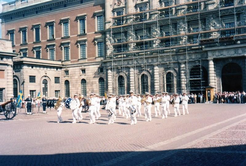 Palatul Regal Stockholm