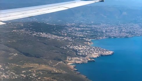 Aterizare Chania Creta