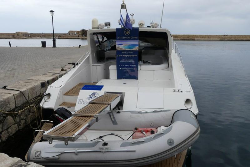 Barca de inchiriat