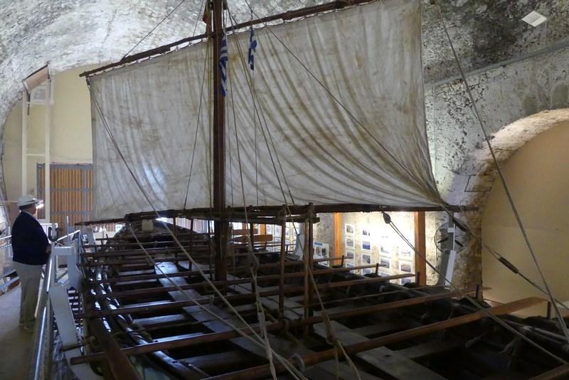 Corabie perioada Minoica