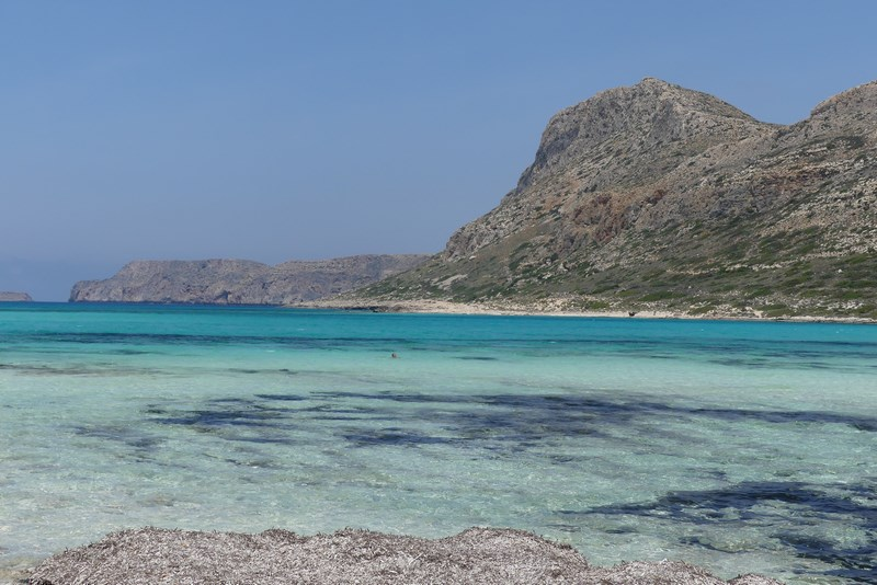 shades of blue Balos