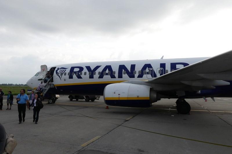Chania Ryanair