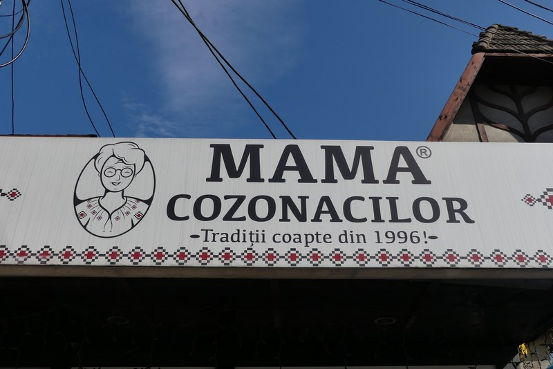 Mama Cozonacilor Bran