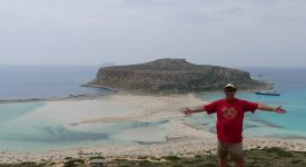 . Balos Creta Grecia