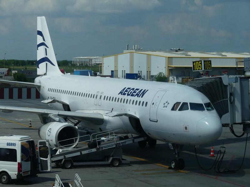 Aegean Airlines Bucuresti