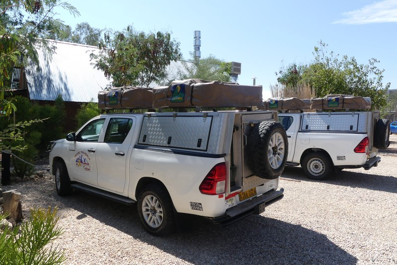 Jeep Namibia