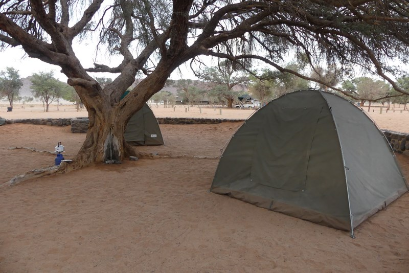 Sesriem Camping