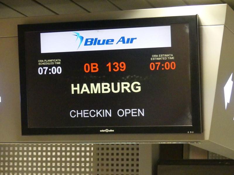 Zborul de Hamburg