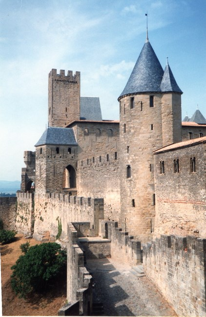 Cetate Carcassonne