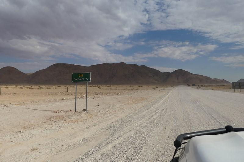 Drumuri Namibia