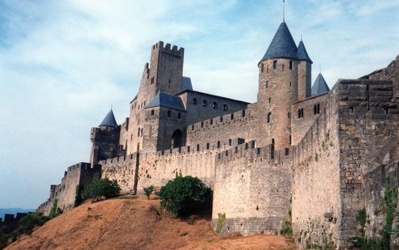 Carcassonne Franta